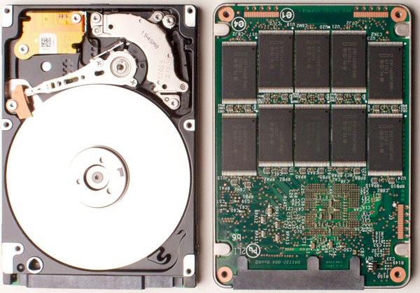 Ползи от преминаването към SSD твърд диск.