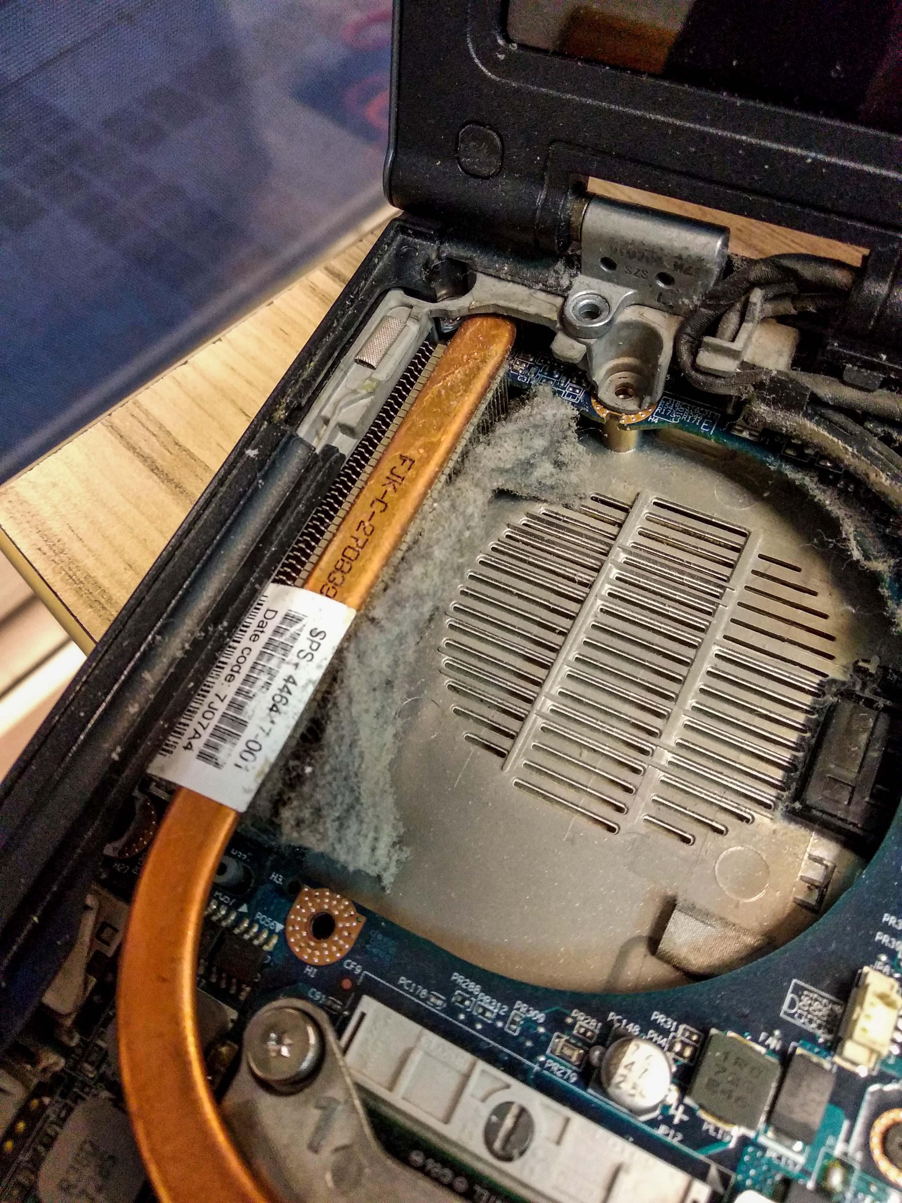 Охлаждане за лаптоп